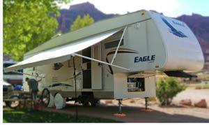 Caravan Motorhome Or Camper Trailer 2